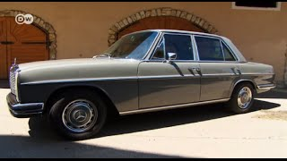Download Less showy than the S-class: Mercedes 280 E/8 | Drive it! Video