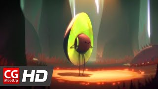 Download CGI Animated Short Film ″Avocado Man Short Film″ by Blue Zoo Video