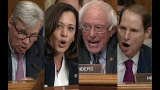 Download ″THIS BILL IS A TAX SCAM!!!″ Bernie Sanders & His Friends DESTROY Trump's Tax Plan in Senate Hearing Video
