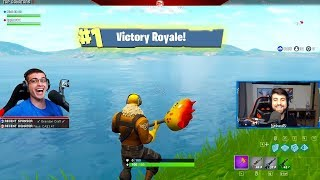 Download Nick Eh 30 + SypherPK DUOS on Fortnite Battle Royale! Video