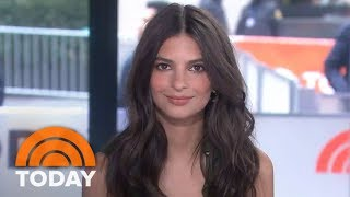Download Emily Ratajkowski Talks About 'I Feel Pretty' And Her Recent Marriage | TODAY Video
