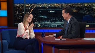 Download Olivia Wilde Talks The Campaign & Her Oscar Nominated Film Video