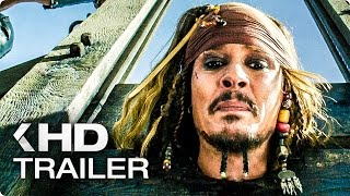 Download PIRATES OF THE CARIBBEAN: Dead Men Tell No Tales NEW Movie Clips & Trailer (2017) Video