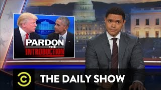 Download Donald Trump Visits the White House: The Daily Show Video