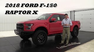 Download 2018 FORD F-150 RAPTOR X Video