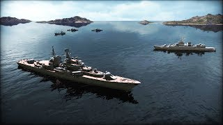 Download BREAKING: CHINESE FLEET ATTACKS BRITISH & FRENCH CARRIERS | Wargame: Red Dragon Gameplay Video