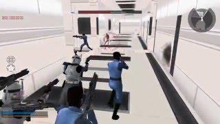 Download Star Wars Battlefront 2 Mods/Maps #125 [Kamino Storage Base] Video
