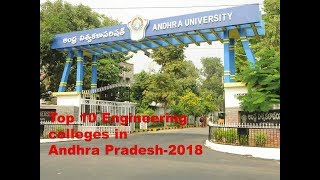 Download Top 10 Engineering Colleges in Andhra Pradesh 2018 Video