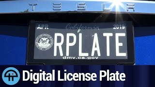 Download Digital License Plate Coming to a State Near You - Rplate Pro Video