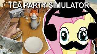 Download Fluttershy plays Tea Party Simulator (+more!) 🍉 | M'LADY. Video