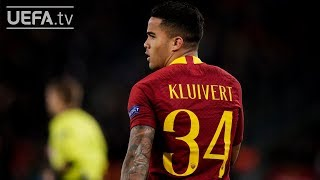 Download Why does Justin Kluivert wear #34 at Roma? Video