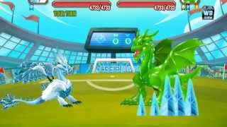 Download Dragon City: World Cup Battles [O Rei Dragon Quest] Video