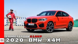 Download 2020 BMW X4 M Competition Video