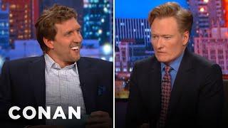 Download Dirk Nowitzki Gives Conan The Texas Citizenship Test Video