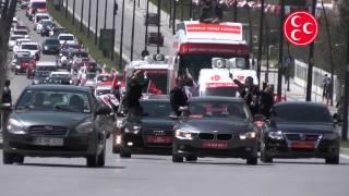 Download MİLLİYETÇİ HAREKET PARTİSİ SİVAS ZAFER KONVOYU Video