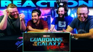 Download Guardians Of The Galaxy 2 - Official Teaser Trailer REACTION!! Video
