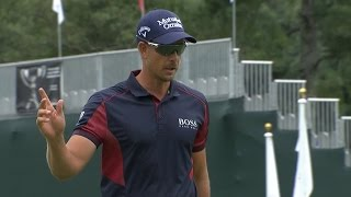Download Highlights from Henrik Stenson's 63 at the TOUR Championship Video