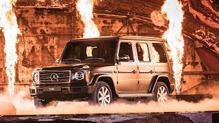 Download 2018 Mercedes G Wagon Live World Premiere New Mercedes G Class Review W464 2019 CARJAM TV Video