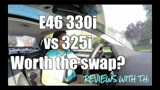 Download BMW E46 330i vs 325i. Whats the difference? Video