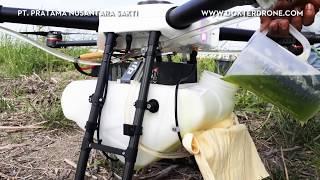 Download PT. PRATAMA NUSANTARA SAKTI - Training Drone DJI Agras MG-1. No Back Song 2017 Video