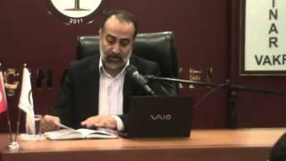 Download M.İslamoğlu'nun Kader Risalesi Şerhi Üzerine 1 - Ebubekir Sifil Video