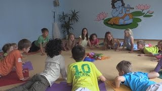 Download Kinderyoga DVD Methodik und Didaktik sunlight-kids-yoga Video