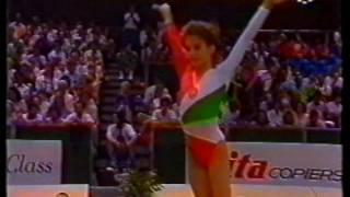 Download 1989 Gymnastics Europeans Brussels Women EF (Eurosport coverage) Video