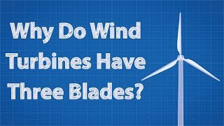 Download Why Do Wind Turbines Have Three Blades? Video