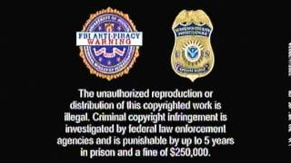 Download warner home video fbi anti-piracy warning with hsi badge ipr logo Video