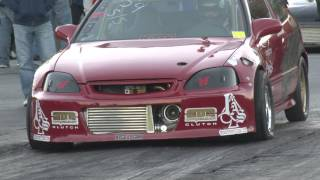Download Nyce1s - Canada's MD Tuning SFWD Turbo Honda Civic EK... Video
