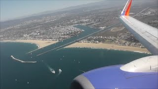 Download Southwest Boeing 737-7BD | Los Angeles to San Francisco *Full Flight* Video