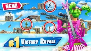 Download Extreme DEATH RUN In Fortnite Battle Royale! Video