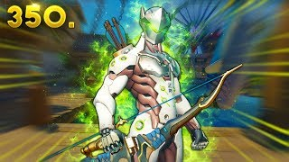 Download GENJI Using HANZO BOW POWERS..!! | Overwatch Daily Moments Ep. 350 (Funny and Random Moments) Video