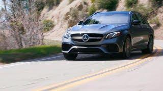 Download Tire Rack's Hot Lap   Mercedes Benz E63 AMG S Wagon Video