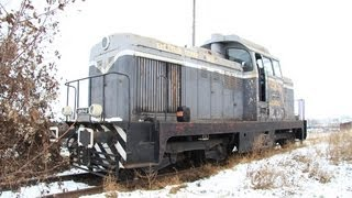 Download How to start a diesel engine in winter - Maybach LDH70 locomotive [December, 2011] Video