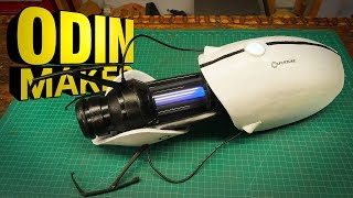Download Odin Makes: The Portal gun from Portal Video