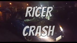 Download The Dumbest RICER Crashes Ever Video