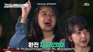 YUNHYEONG MADE A GIRL CRY !! | iKON IDOL SCHOOL TRIP FUNNY & SAVAGE