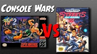Download Console Wars - Final Fight 2 vs Streets of Rage 2 Video