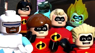 Download LEGO The Incredibles & Incredibles 2 - All Cutscenes Movie Video