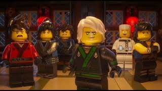 Download 'The LEGO Ninjago Movie' Cast on Seeing Themselves as LEGO Characters Video