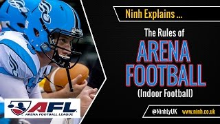 Download The Rules of Arena Football (Indoor American Football) - EXPLAINED! Video