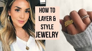 Download MY EVERYDAY JEWELRY ESSENTIALS & MUST HAVES! ALEXANDREA GARZA Video