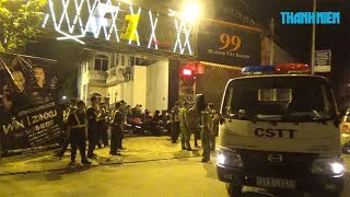 Download Hàng trăm cảnh sát bất ngờ 'đột kích' quán bar F1 Video