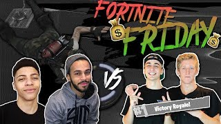Download $20,000 Fortnite Tournament!! TSM Myth & Hamlinz vs. FaZe Tfue & Cloak Video