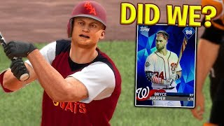 Download 1 Win Away From 88 Bryce Harper! MLB The Show 18   Battle Royale Video