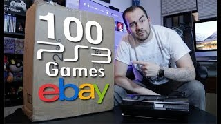 Download I Bought 100 RANDOM PS3 Games Off eBay. This is What I Got. Video