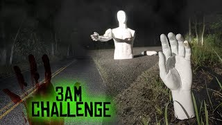 Download ONE MAN HIDE AND SEEK ON CLINTON ROAD // DO NOT PLAY WITH A MANNEQUIN AT 3AM! Video
