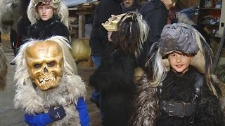 Download Krampuslauf der Kinder in Tristach Video