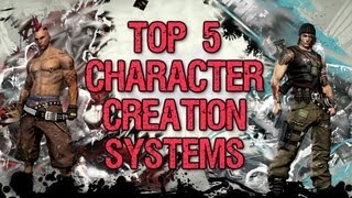 Download Top 5 Ultimate Character Creation Systems Video